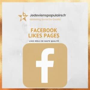 acheter likes facebook