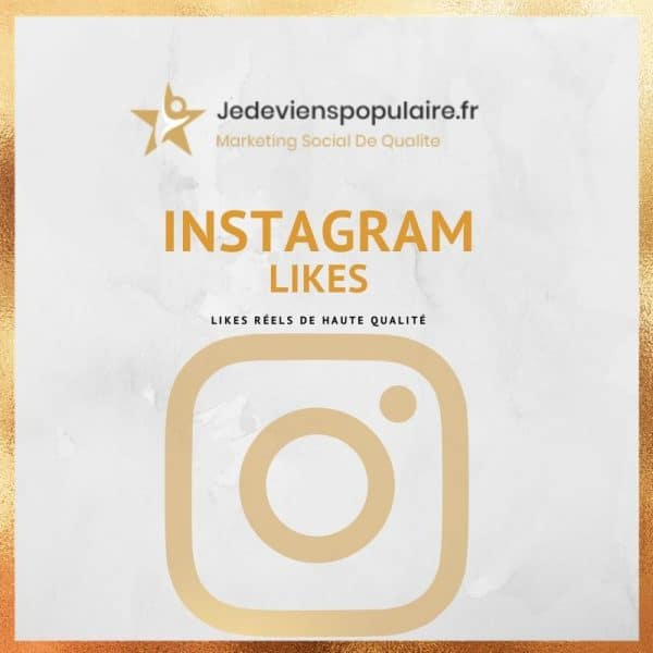 acheter likes instagram