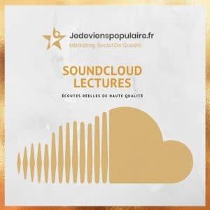 acheter lectures Soundcloud